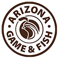 Arizona Game and Fish logo transparent