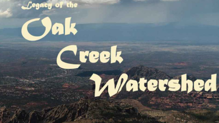 Book: Legacy of the Oak Creek Watershed
