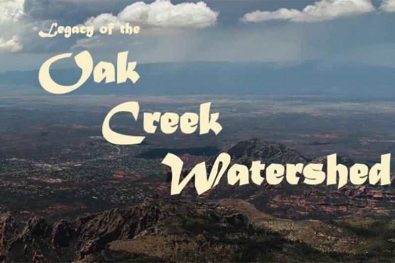 Book: Legacy of the Oak Creek Watershed