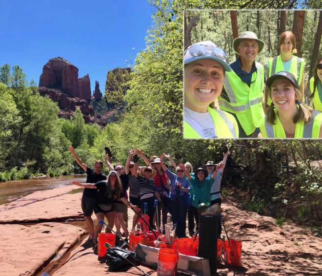 Become an Oak Creek Steward