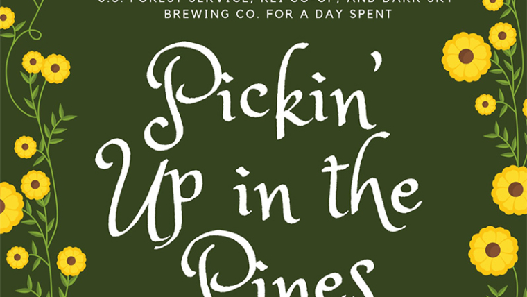 Pickin' Up in the Pines