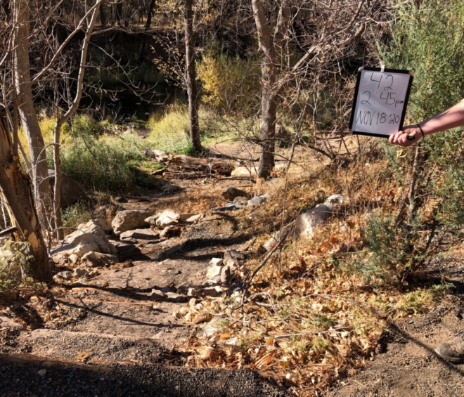 March Watershed Meeting: Closing Social Trails to Reduce Erosion and Transport of E. coli to Oak Creek